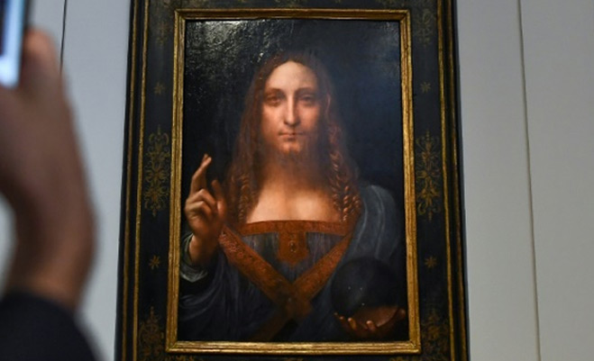 Last privately-owned Da Vinci painting to go on sale