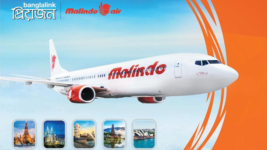 Priyojon customers to get discount on Malindo's service