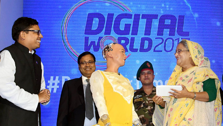 PM opens Digital World 2017
