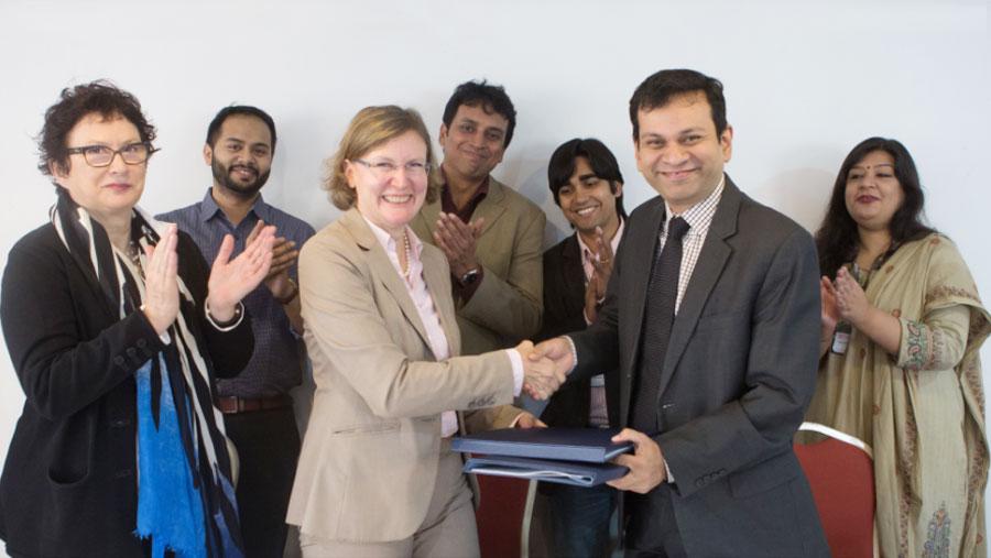 BRAC and German Development Bank sign agreement