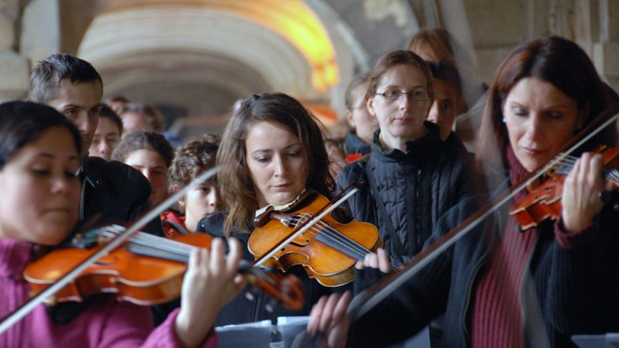 Singing in groups can boost mental health