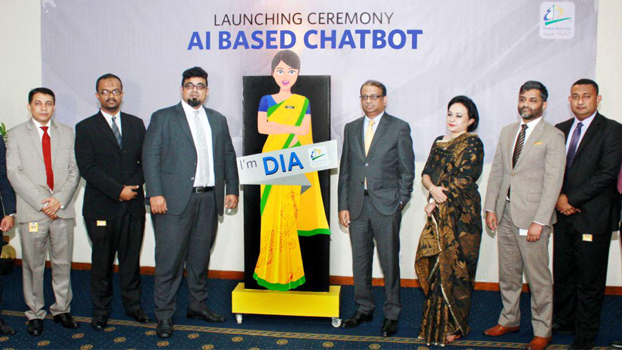 EBL artificial intelligence aims faster services