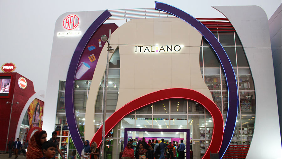 Italiano introduces over 100 new products at DITF