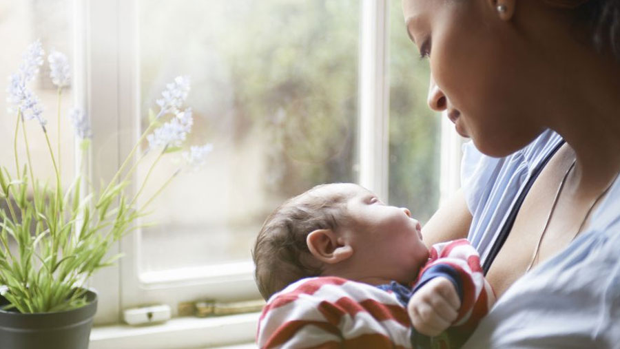Singing can help post-natal depression