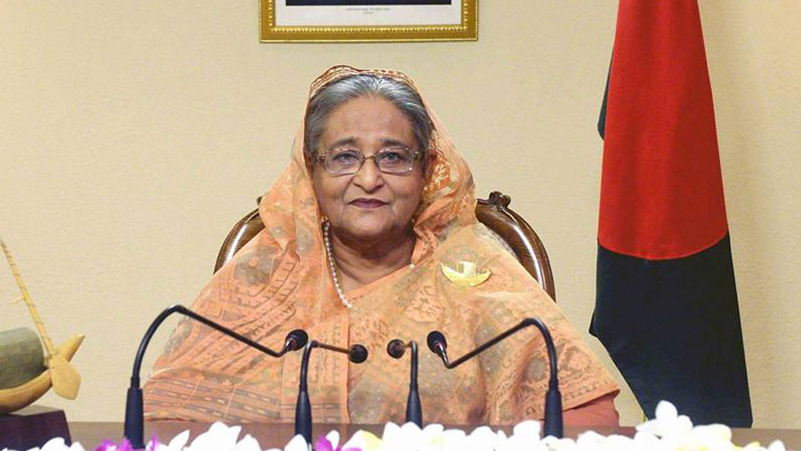Next election as per constitution, says PM