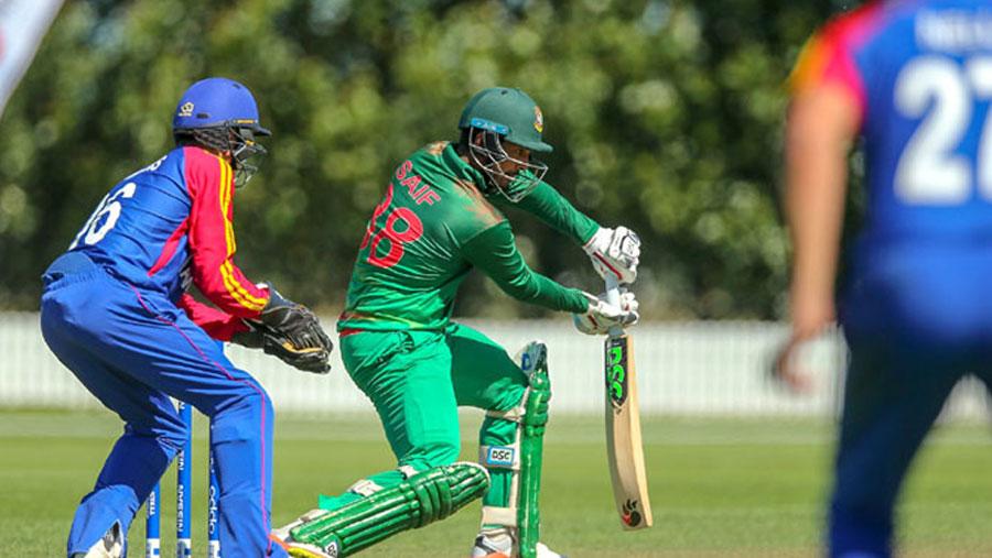 Bangladesh outplayed Namibia in U-19 WC