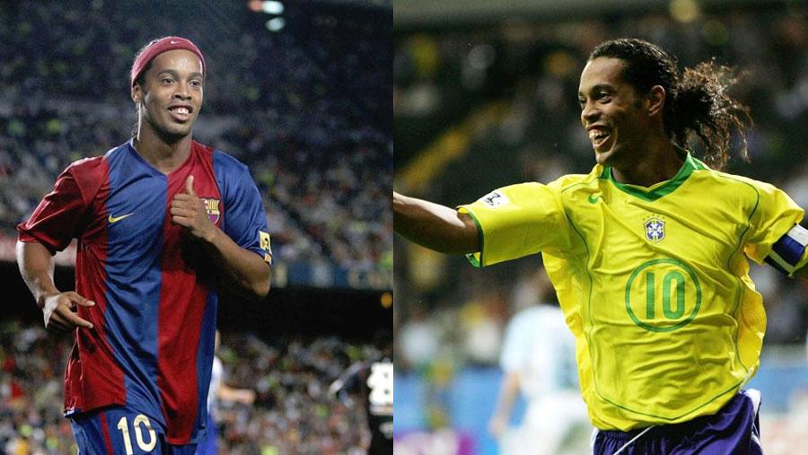 Ronaldinho retires from professional football