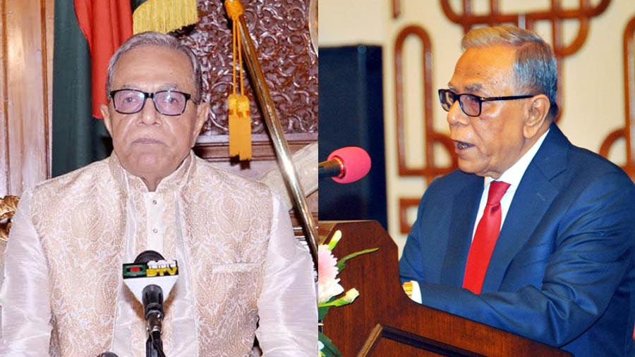Hamid elected President for second term