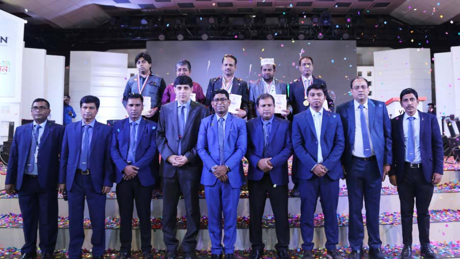 Vision Electronics holds dealers' conference