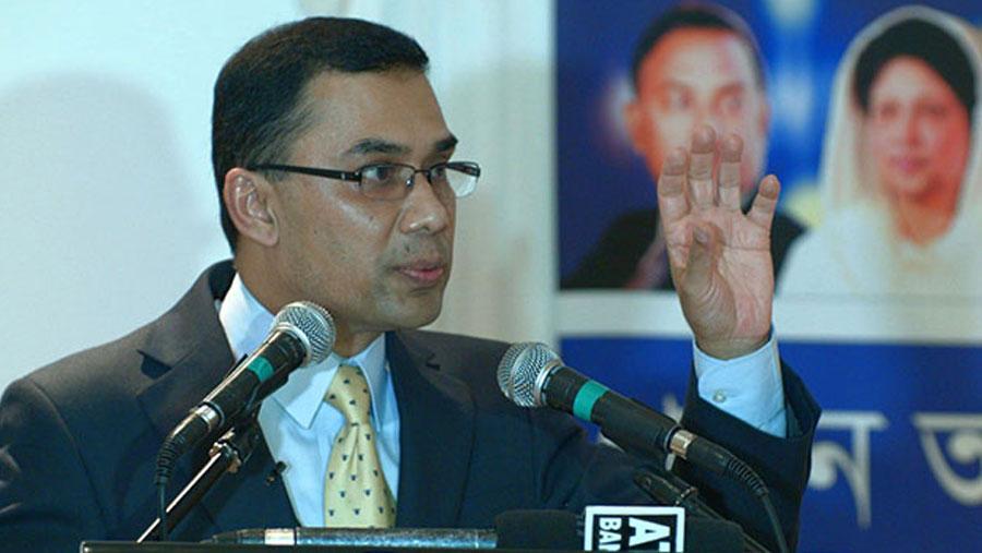 Tarique Rahman BNP's acting Chairman