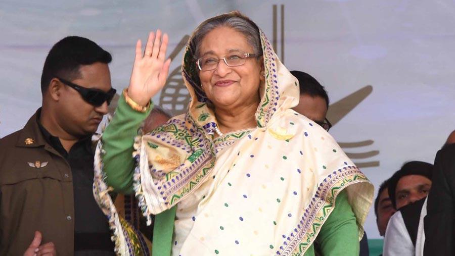 PM Hasina flies to Italy Sunday
