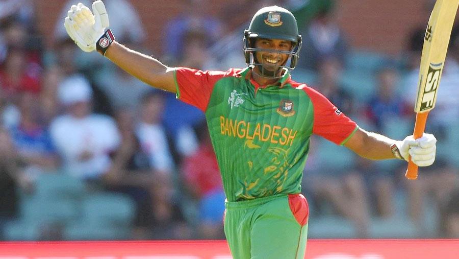 Mahmudullah to lead Tigers in T20I