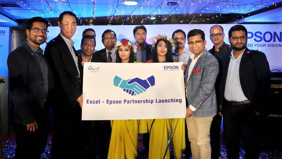 Epson announces Excel as distributor in BD