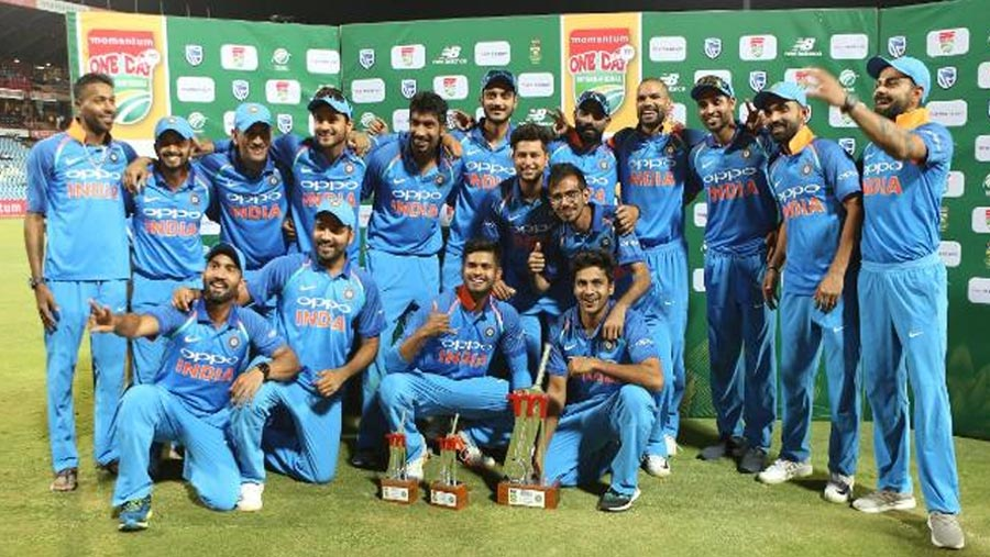 Kohli's 35th 100 gives India 5-1 series win