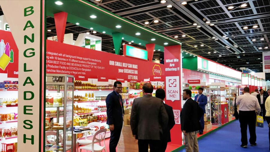 PRAN participating Gulfood for sixth time