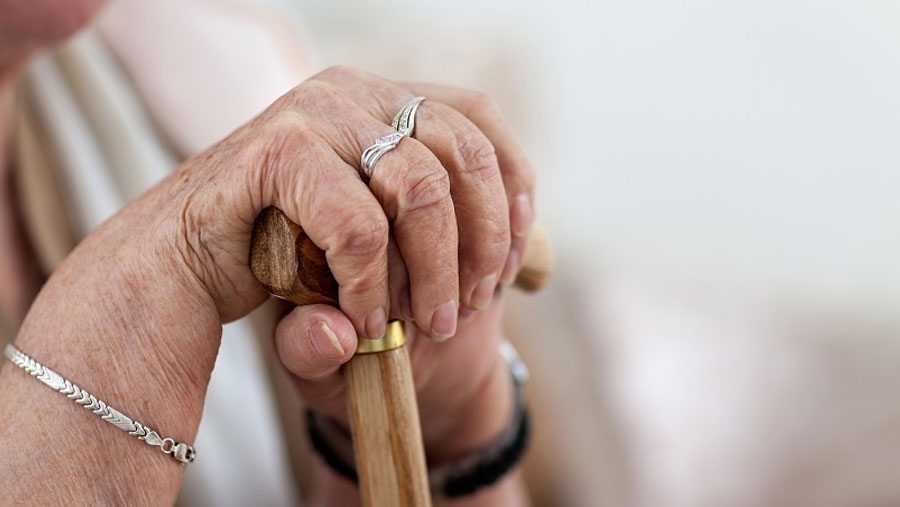 Muscle wasting in old age may be reversed