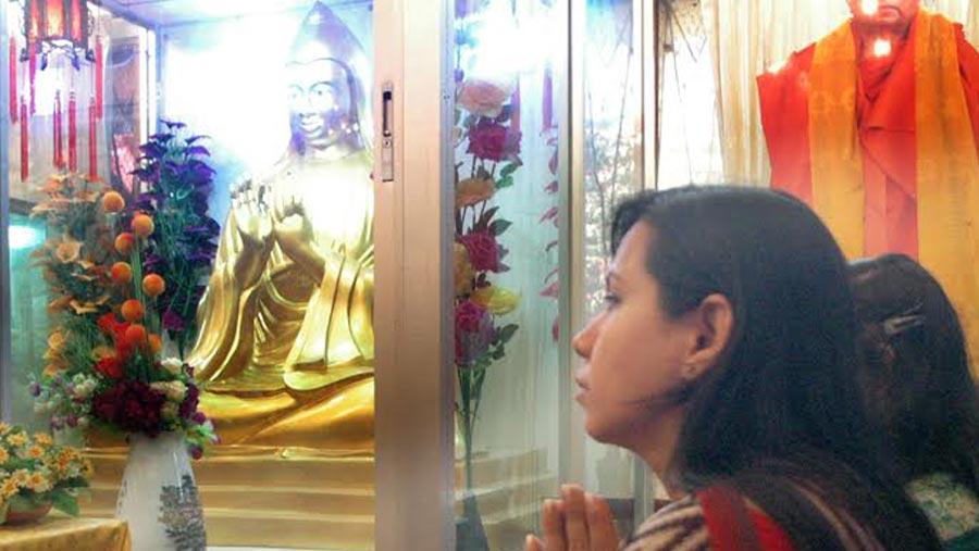 Buddha Purnima celebrated