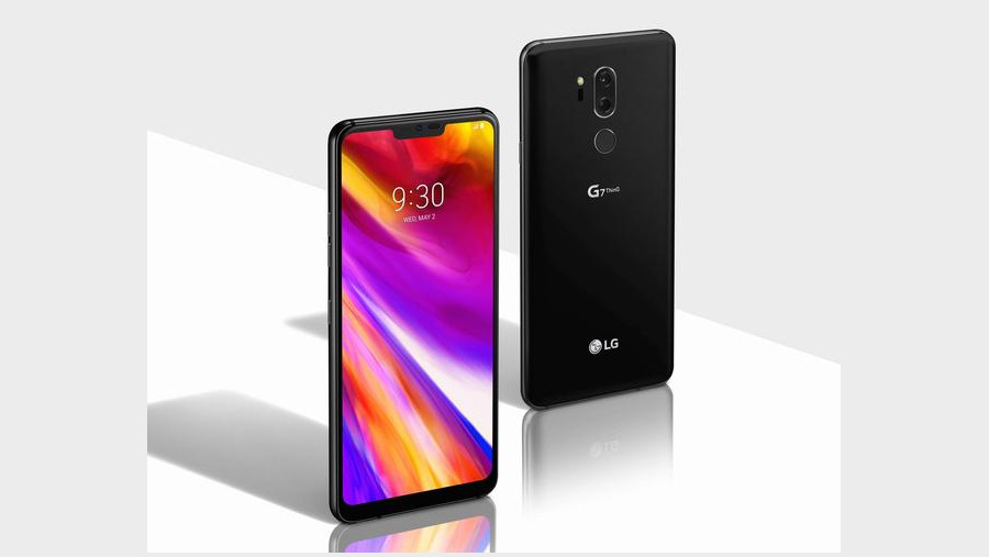 LG debut G7 ThinQ smartphone