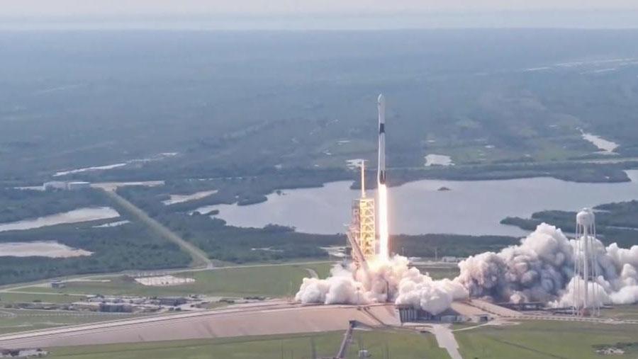 Nation's dream Bangabandhu Satellite-1 launched