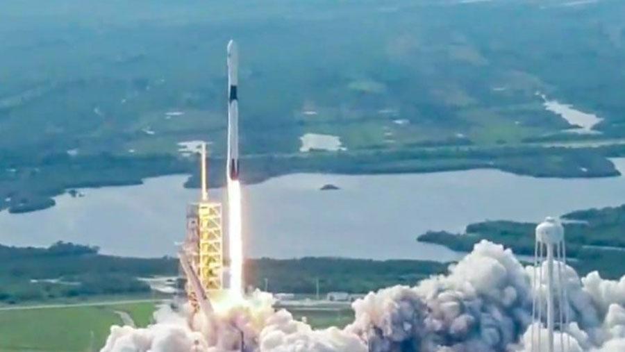 Ground gets signals from Banghabandhu Satellite-1