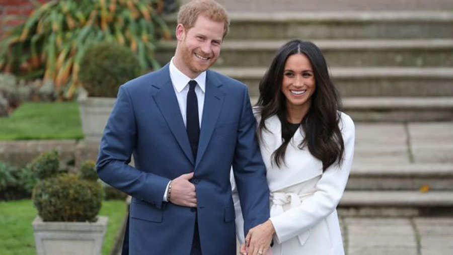 Prince Harry and Meghan Markle to get married