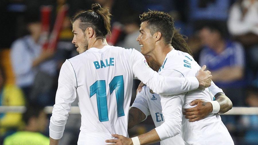Real draws at Villarreal before C' League final