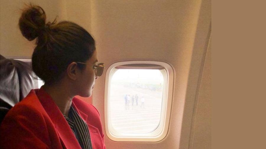 Priyanka Chopra visits Rohingya camps