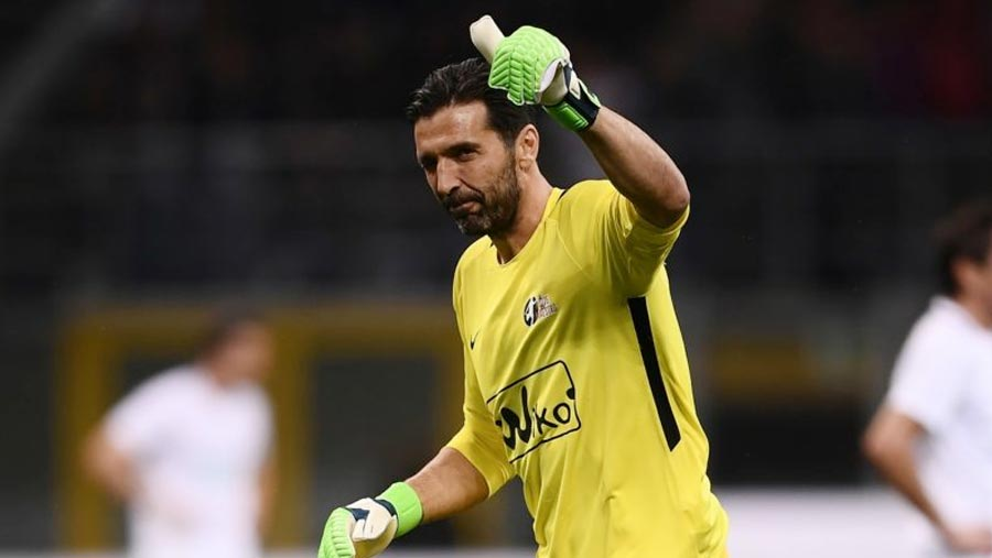 Buffon to make a decision on PSG within week