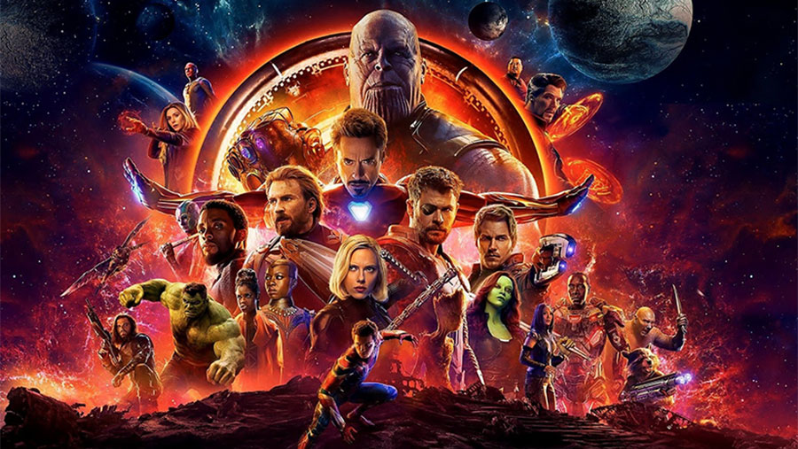 'Avengers: Infinity War' passes $600 mln USD