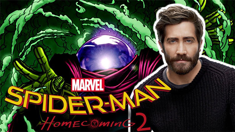 'Spider-Man: Homecoming 2' Villain to be Played by Jake Gyllenhaal