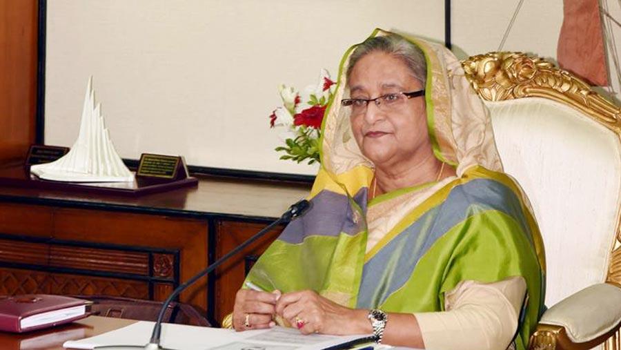 PM Sheikh Hasina goes to Kolkata Friday