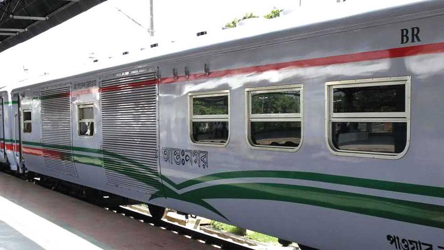 Advance train tickets from Jun 1
