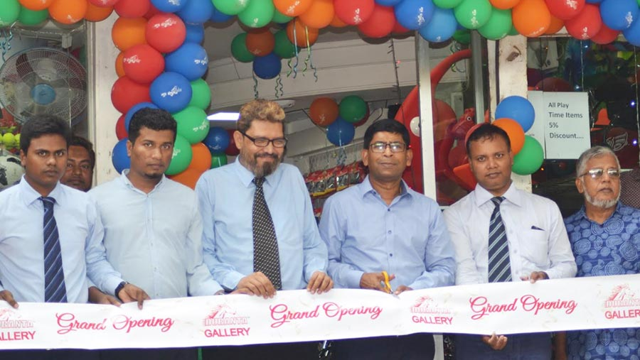 Duranta bike opens outlet in Chattogram