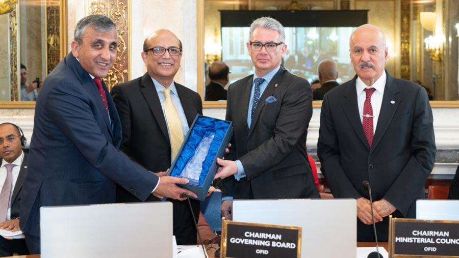 BRAC wins OFID annual award