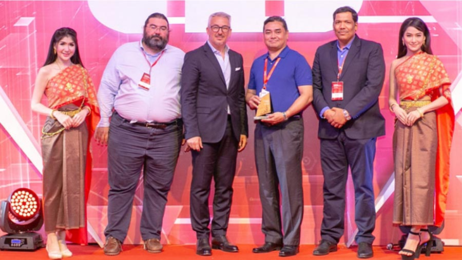 Fortinet awards 2017 SAARC partners