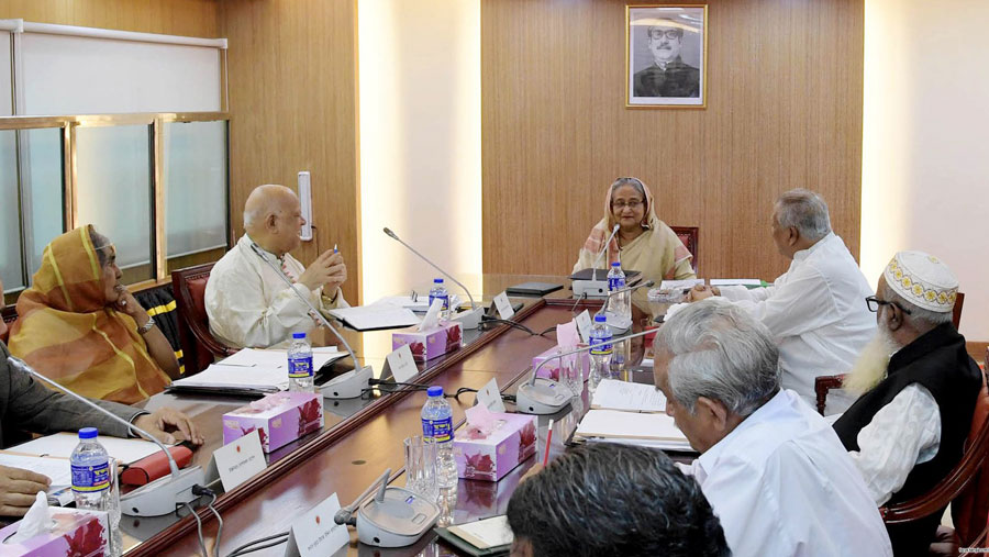 Cabinet okays draft of Jatiya Krishi Niti 2018