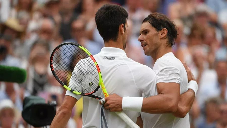 Djokovic beats Nadal to reach final