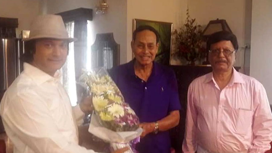 Shafin Ahmed joins Jatiya Party