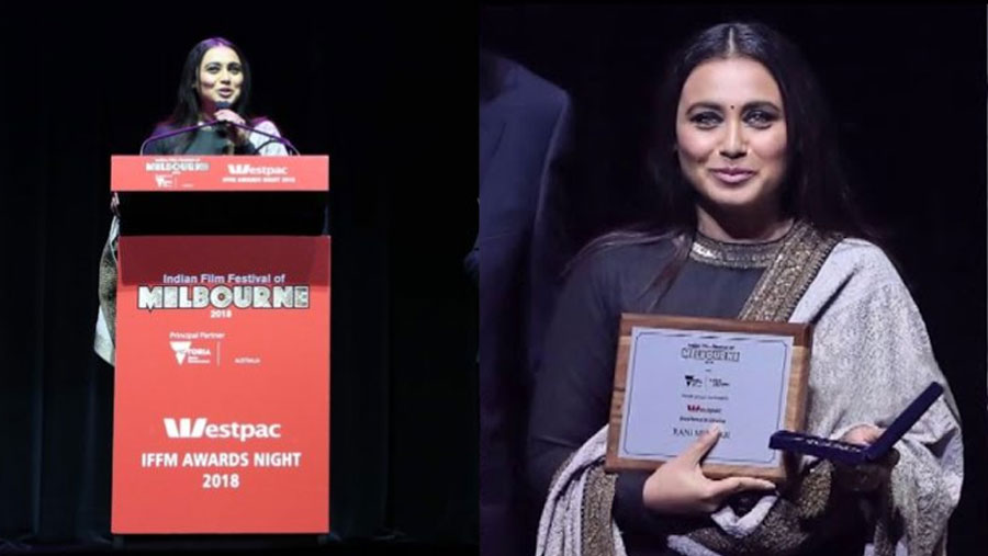 Hichki story has universal resonance: Rani