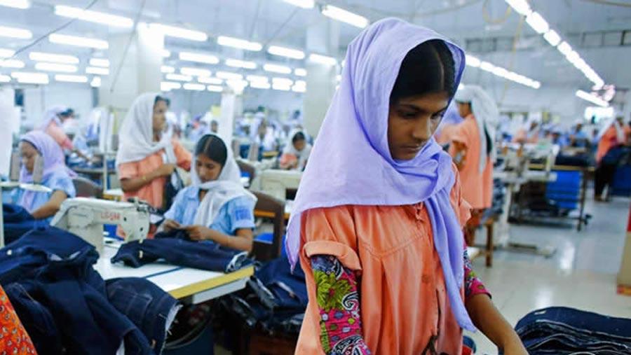 RMG workers paid ahead of Eid: BGMEA