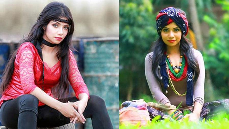 Actress Nawshaba gets bail