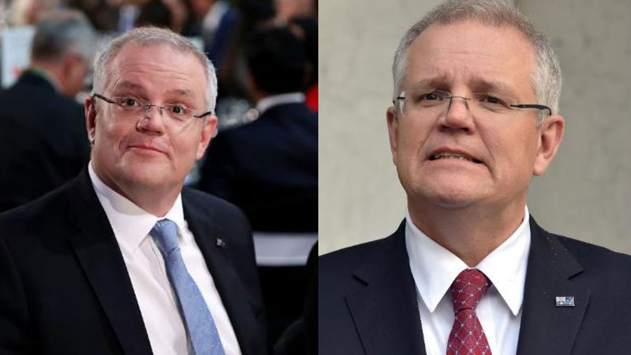 Scott Morrison named new Australian PM