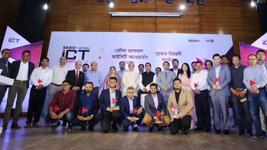 BASIS National ICT Awards 2018 conferred