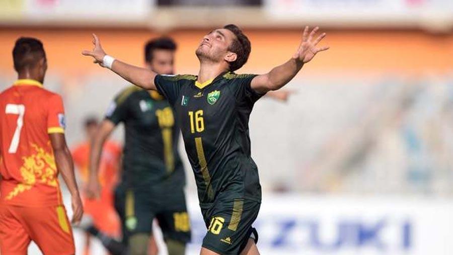 SAFF football: Pakistan beat Bhutan to reach semis