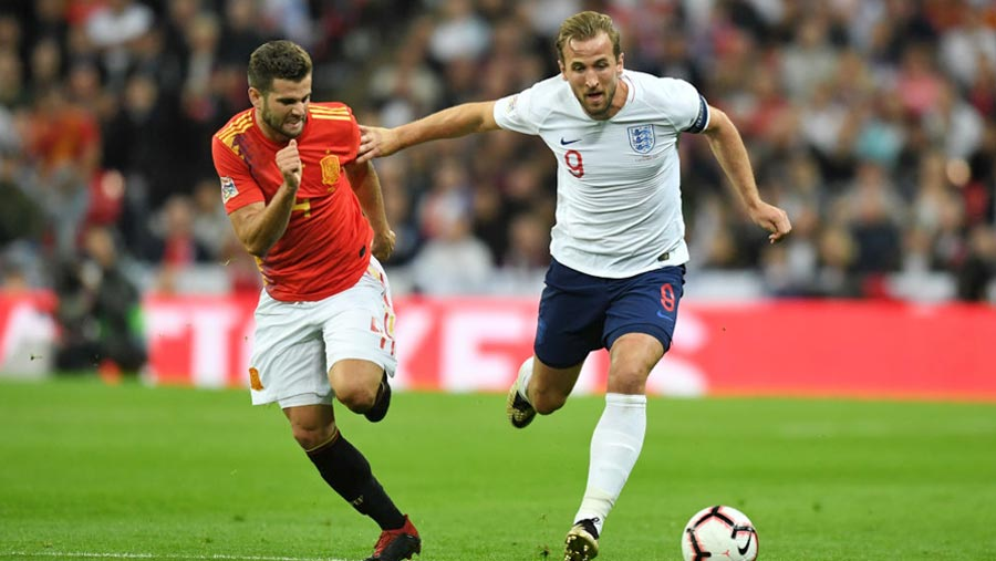 Spain beat England in UEFA Nations League