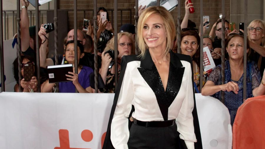Julia Roberts in first TV series