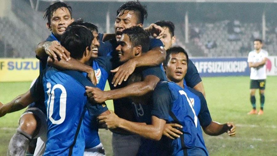 India face Maldives in SAFF championship final