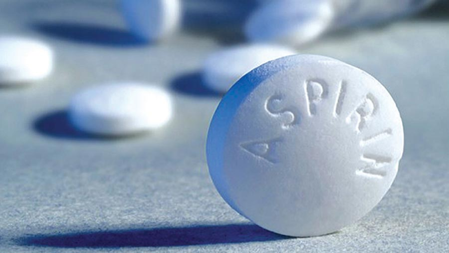 Daily aspirin 'risky in old age' - study
