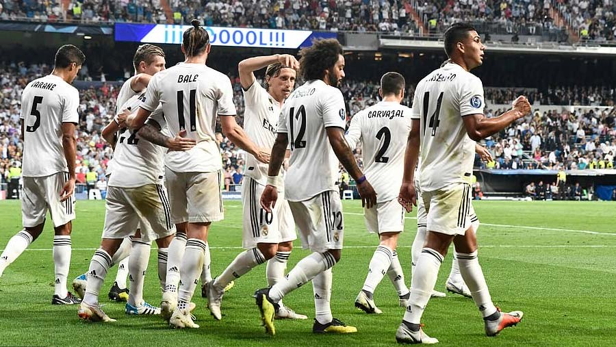 Madrid starts life after Ronaldo with win