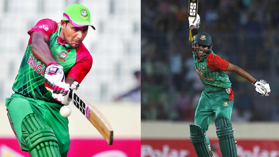 Soumya, Imrul included in Asia Cup squad